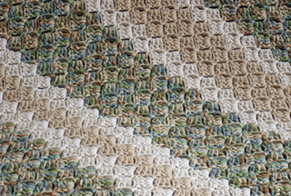 Ravelry: valcrafts' Crochet Corner-to-Corner Throw