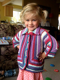 Ravelry Child Surprise Jacket Pattern By Elizabeth Zimmermann