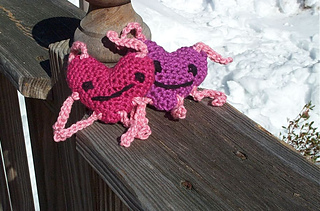 Ravelry Love Bugs Pattern By Lily Sugar N Cream