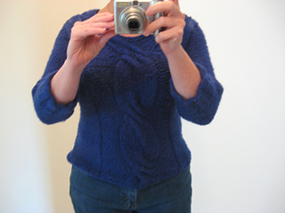 outlet store 17b75 2cb0f Ravelry: 09 Zopf-Pullover pattern by Rebecca Design Team