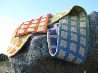 9242c41e23d1 Ravelry  Paintbox Scarf 493 pattern by Lucy Neatby