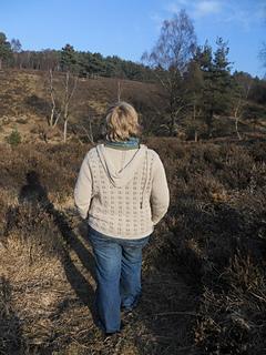 5d10688f0 Ravelry  Sweet Oak Hooded Cardigan pattern by Megan Goodacre