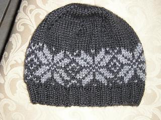 Ravelry  Basic Knit Hat pattern by Cynthia Miller c21aefaf305