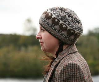 79aa8dcb Ravelry: sheep heid pattern by Kate Davies Designs