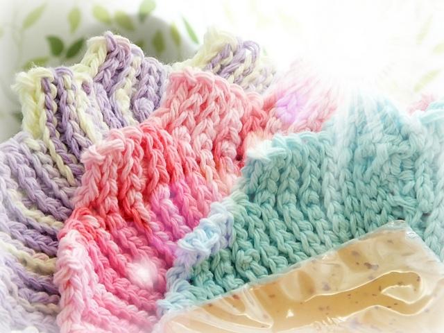 Ravelry 14 Points Washcloth Pattern By Robin Dykema