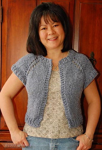 Ravelry Shrug This Pattern By Toni Kayser Weiner