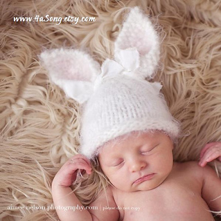 4266014c46c Ravelry  Bunny Hat pattern by Angie Hartley