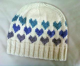 62a884ff4 Ravelry  I Heart Knitting Hat pattern by Lulustar