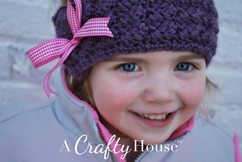Ravelry Ribbon Headband Pattern By A Crafty House