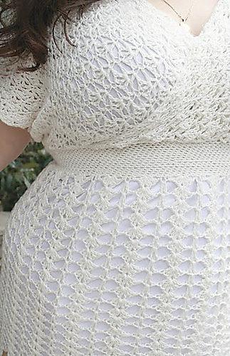 Plus Size June Bride Wedding Dress pattern by Abigail Haze - Ravelry