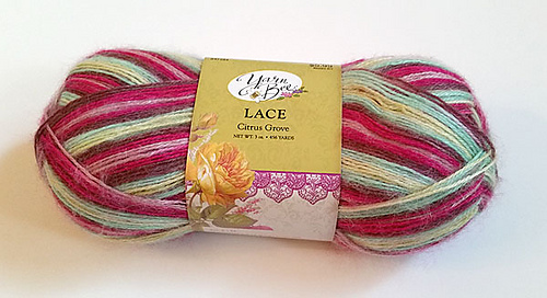 Ravelry: Yarn Bee Lace Multi's & Solids