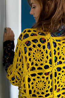 Ravelry Siena Kimono Pattern By Kath Webber