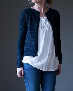 Winterfell Cardigan pattern by Katrin Schneider
