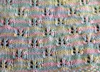 Ravelry: Butterfly Baby Blanket pattern by Alice Kalush