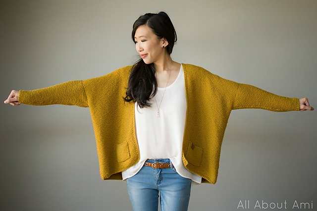 Midtown cardigan wingspan