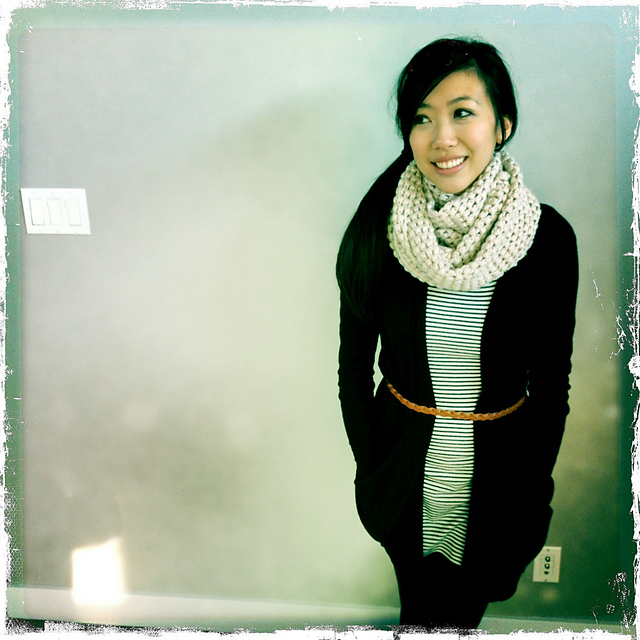 Ravelry Puff Stitch Scarf Pattern By Stephanie Jessica Lau