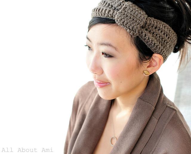 Ravelry Knotted Headband Pattern By Stephanie Jessica Lau
