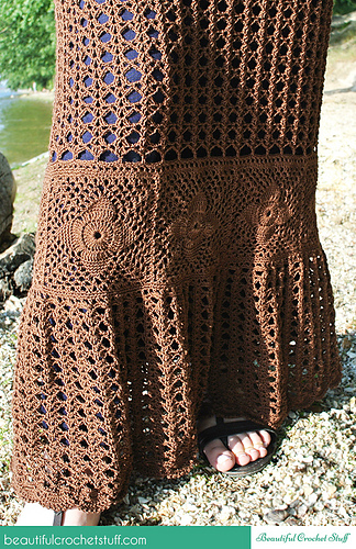 Ravelry Maxi Skirt Pattern By Jane Green