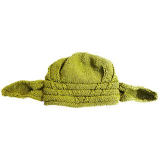 Ravelry yoda hat pattern by amanda kaffka dt1010fo