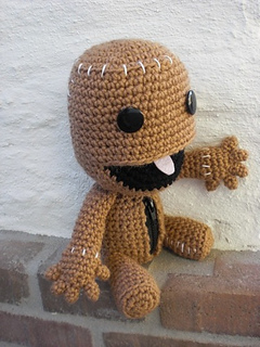 Ravelry sackboy open mouth and zipper pattern by ami amour ami amour dt1010fo