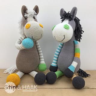 Ravelry Paard Emma Pattern By Stip Haak