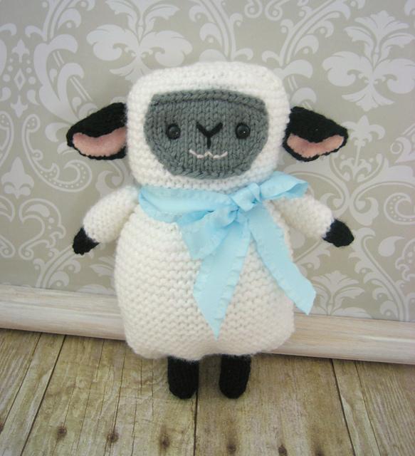 Ravelry Lamb Knit Pattern Pattern By Amy Gaines