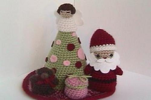 Ravelry: Christmas Amigurumi Crochet Pattern Collection pattern by ...