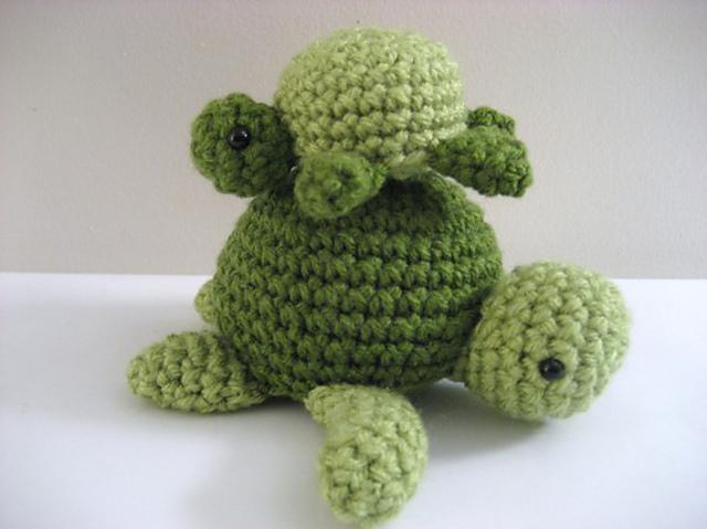 Ravelry Sea Turtles Amigurumi Crochet Pattern Pattern By Amy Gaines