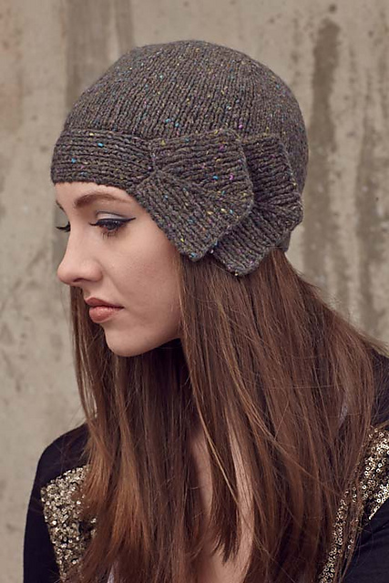 Ravelry Bow And Arrow Hat Pattern By Andrea Babb