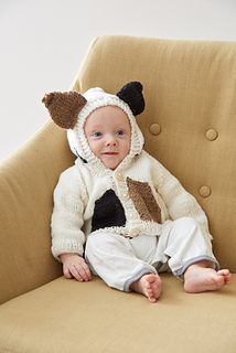 65730d3ae Ravelry  Little Animals  5 Baby Sweater Knitting Patterns - patterns