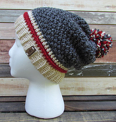 Ravelry  Work Sock Hat pattern by Dollface Crochet 66f94685688