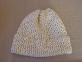 Ravelry  Garter Stitch Sideways Hat pattern by Patons 86d31f71bfd