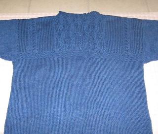 dbaaa9a0cf2708 Ravelry  Simple Drop Sleeve Gansey Pattern pattern by Knitting Fool