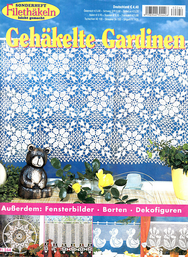 ravelry sonderheft fi 244 geh kelte gardinen patterns. Black Bedroom Furniture Sets. Home Design Ideas