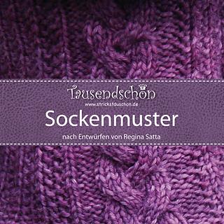 Sockenmuster_lila_small2