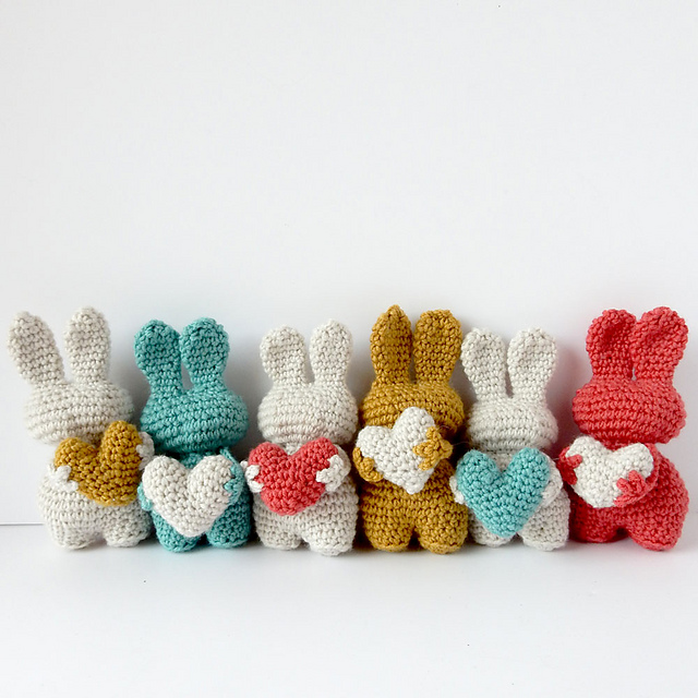Free Crochet Patterns For Valentine S Day Crafty Tutorials