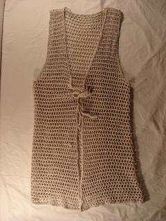 Ravelry: 1960s Crochet 'Hippie' Vest pattern by Lion Brand ...