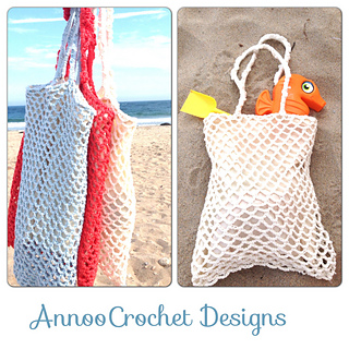 Ravelry: Vintage Beach Bag pattern by Annoo Crochet