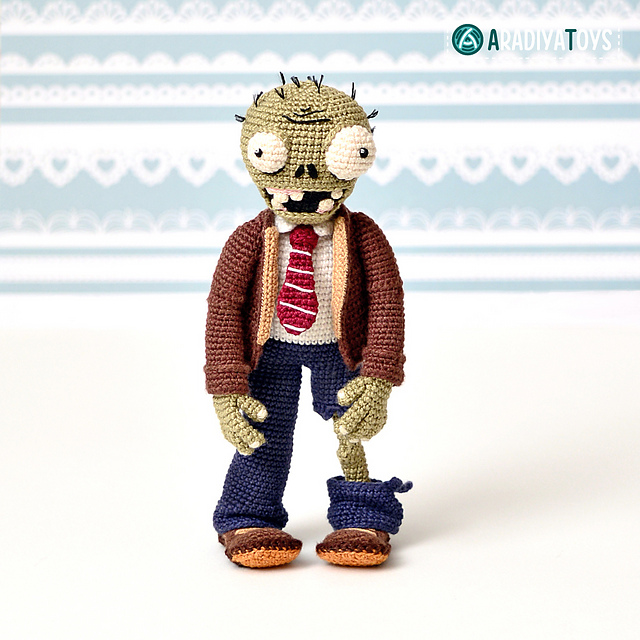 Ravelry: Zombie from \