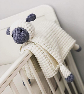 76a2e8424abf Ravelry  3 in 1 Cuddly Sheep Toy Baby Blanket pattern by Crafting ...