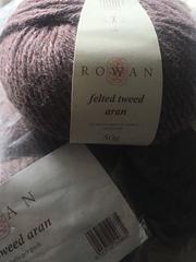 Ravelry Rowan Felted Tweed Aran