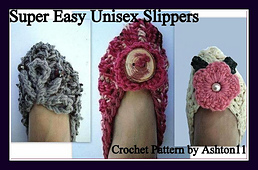 Easy-slippers-unisex-crochet-pattern-border_small_best_fit