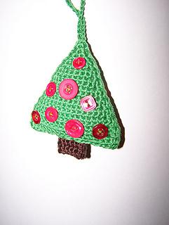 Ravelry Kleurrijke Kerstboom Pattern By Christel Krukkert