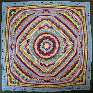 Ravelry Sophies Universe Cal Pattern By Dedri Uys