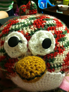 Amigurumi: Angry bird space - Terence pattern by     - Ravelry