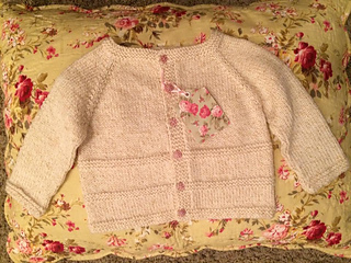 807044c6b26d Ravelry  ROMA Baby Cardigan Jacket pattern by marianna mel