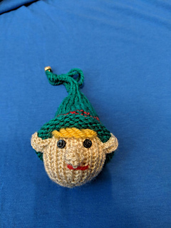 af6edf006ce Ravelry  Santa and Friends Ornaments pattern by Mary Beth Koskie