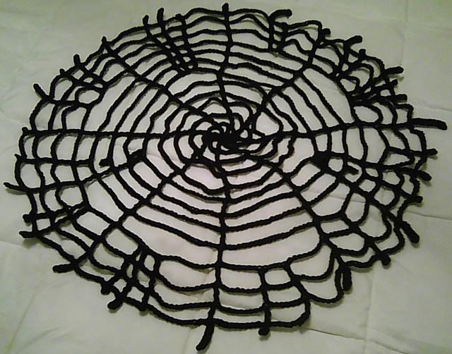 Ravelry Spider Web Doily Pattern By Betty Johnson