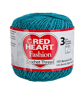 Ravelry Red Heart Fashion Crochet Thread Size 3