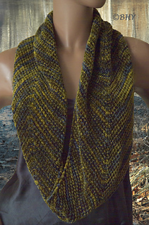Bulky Rayon Chenille Cowl Pattern By Blue Heron Yarns Ravelry
